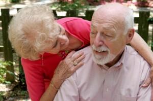 Demenz im Alter bedarf intensiver Pflege
